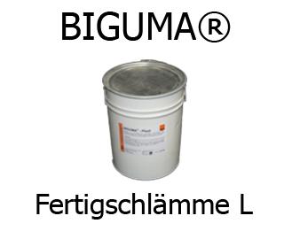 BIGUMA®-Fertigschlämme L